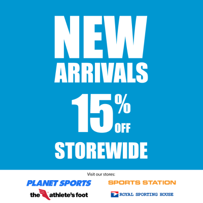 NEW ARRIVAL 15% OFF STOREWIDE