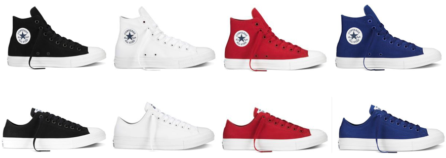 Converse product is sold globally by retailers in over 160 countries and  through 92 company-owned retail locations in the U.S. For more information 258fbc2446