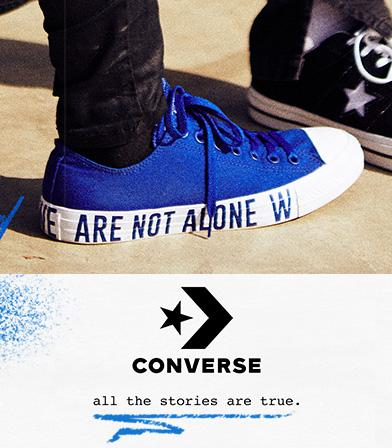 MAA_ConverseWeAreNotAlone_News